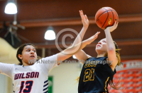 Gallery: Girls Basketball Hudson\